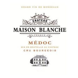 Chateau Maison Blanche Medoc 2011 image