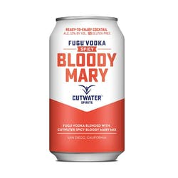 Cutwater Spirits Spicy Bloody Mary Cans 355ml image