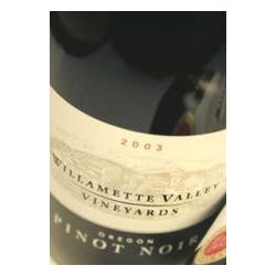 Willamette Valley Vineyards Pinot Noir 2008 image