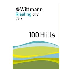 Wittmann 100 Hills Riesling 2016 image