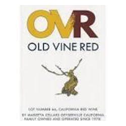 Marietta Cellars 'Old Vine Red' Lot 66 image