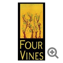 Four Vines 'Old Vine Cuvee' Zinfandel 2014