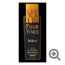 Four Vines 'Biker' Zinfandel 2010