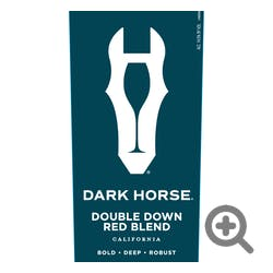 Dark Horse Winery 'Double Down' Red