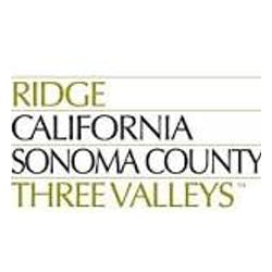 Ridge Vineyards Three Valleys Zinfandel 2015 image