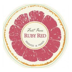 Ruby Red First Press Sparkling Grapefruit Rose NV image