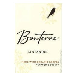 Bonterra Organically Grown Zinfandel 2016 image