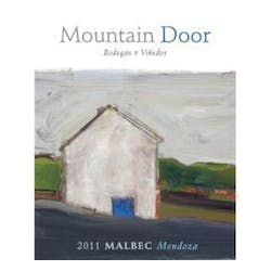 Mountain Door Malbec 2016 image