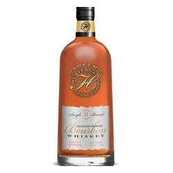 Parkers Heritage 11year Bourbon image