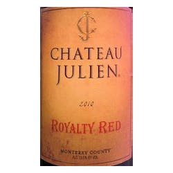 Chateau Julien Royalty Red 2015 image