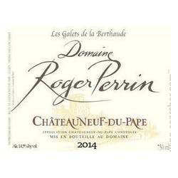 Domaine Roger Perrin Chateauneuf Du Pape 2015 image
