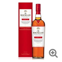 Macallan 'Classic Cut' 116.8pr Limited Edition Single Malt