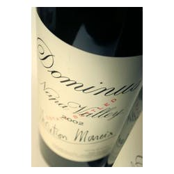 Dominus Proprietary Red 2002 image