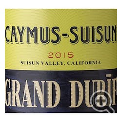 Caymus Suison Grand Durif Petite Sirah 2015