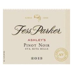Fess Parker 'Ashley's Vyd' Pinot Noir 2014 image