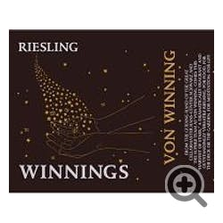 Von Winning 'Winnings' Riesling 2015