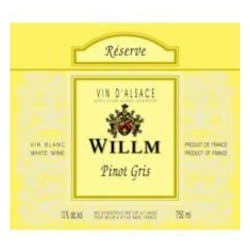 Alsace Willm Pinot Gris Reserve 2016 image