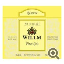 Alsace Willm Pinot Gris Reserve 2016