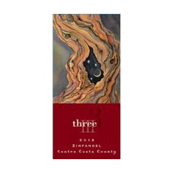 Three Wine Company Zinfandel 2014