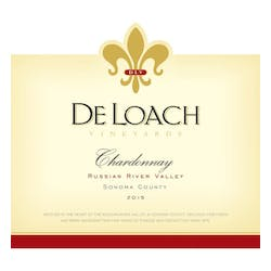 DeLoach 'Russian River Valley' Chardonnay 2015 image