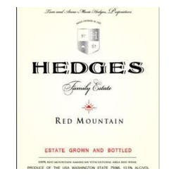 Hedges 'Red Mountain' Estate 2013 image