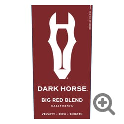 Dark Horse Winery 'Big Red' Blend