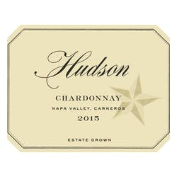 Hudson Vineyards Estate Chardonnay 2015 image