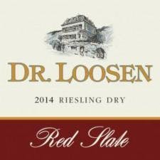 Dr. Loosen 'Red Slate' Dry Riesling 2015