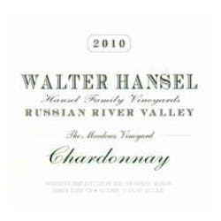 Walter Hansel 'The Meadows' Chardonnay 2014 image