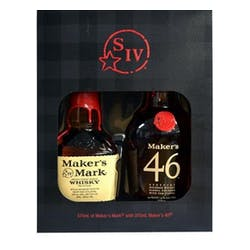 Makers Mark 375ml 2Pk Gift Set image