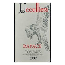 Uccelliera 'Rapace' Sangivoese Blend 2014 image