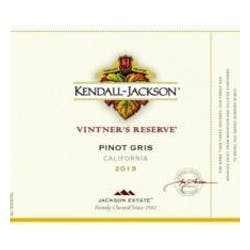 Kendall Jackson 'Vintner's Reserve' Pinot Gris 2016 image