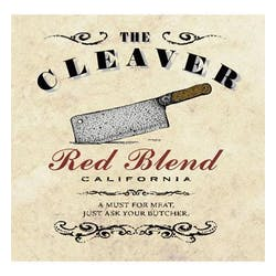 The Cleaver Red Blend 2015 image