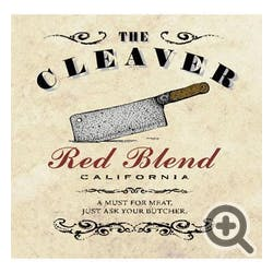 The Cleaver Red Blend 2015