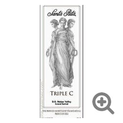 Santa Rita 'Triple C' Red Blend 2013