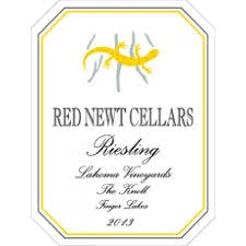 Red Newt Cellars 'Lahoma Knoll' Riesling 2014