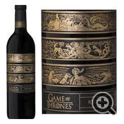 Game of Thrones Red Blend 2016