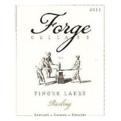 Forge Cellars 'Dry Classique' Riesling 2016 image