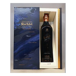 Johnnie Walker Blue Ghost and Rare Blended Scotch image