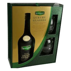 Kerrygold Irish Cream Gift Set w/Glasses image