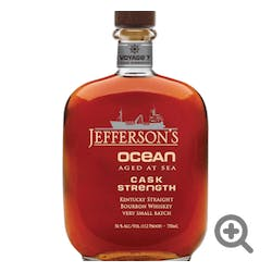Jefferson's Ocean Aged at Sea Cask Strength Bourbon 112Prf