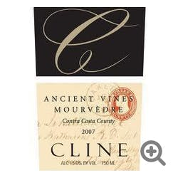 Cline 'Ancient Vines' Mourvedre 2016