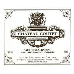 Chateau Coutet Barsac 2014 image