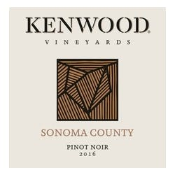 Kenwood Vineyards 'Sonoma' RRV Pinot Noir 2016 image