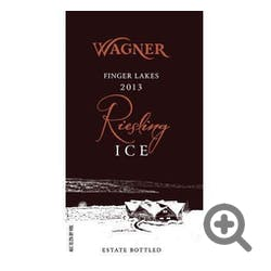 Wagner Vineyards Riesling Ice Wine 2016 375ml