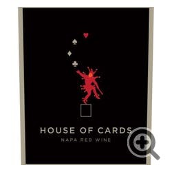 House of Cards Red Blend 2016