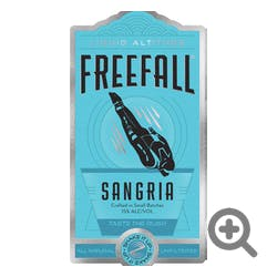 Liquid Altitude 'Freefall'  Red Sangria