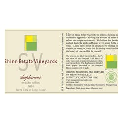 Shinn Estate Vineyards Red Blend NV image