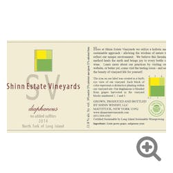 Shinn Estate Vineyards Red Blend NV