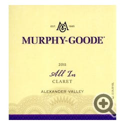 Murphy Goode 'All In' Claret 2011